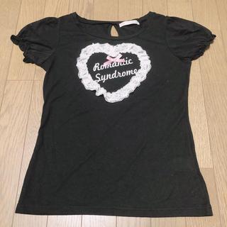 アンクルージュ(Ank Rouge)のAnkRouge ロマンティックTシャツ(Tシャツ(半袖/袖なし))