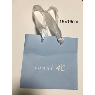 ヨンドシー(4℃)のヨンドシー 4℃ ショッパー ショップ袋 紙袋(ショップ袋)