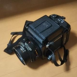 マミヤ(USTMamiya)のmamiya rb67 pro s ジャンク(フィルムカメラ)