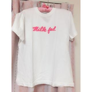 ミルクフェド(MILKFED.)のmilkfed.(Tシャツ(半袖/袖なし))