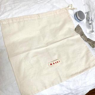 マルニ(Marni)の非売品 【MARNI マルニ】巾着 ショップ袋 不織布 布袋(ショップ袋)