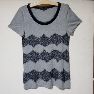 アイシービー(ICB)のiCB アイシービー / 半袖Tシャツ / グレー / レース(Tシャツ(半袖/袖なし))