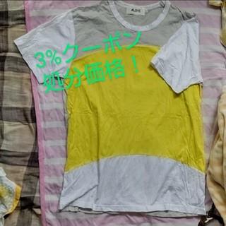 アロイ(ALOYE)の※※デザイントップス(Tシャツ(半袖/袖なし))