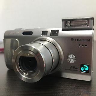 富士フイルム - 《限定値下げ》フジフイルム FinePix F810【日本製】外箱・付属品付