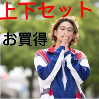 NIKE - 窪塚 NIKE LAB CLOT ウーブン トラックスーツ ナイキ x クロット