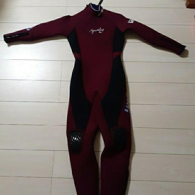Aqua Lung(アクアラング)のスキューバダイビング ウェットスーツ スポーツ/アウトドアのスポーツ/アウトドア その他(マリン/スイミング)の商品写真