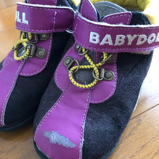 ベビードール(BABYDOLL)のBABY DOLL 17㎝ シューズ(*≧∀≦*)靴(スニーカー)