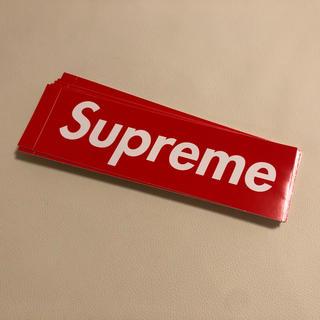 シュプリーム(Supreme)の supreme ステッカー 25枚(ステッカー)