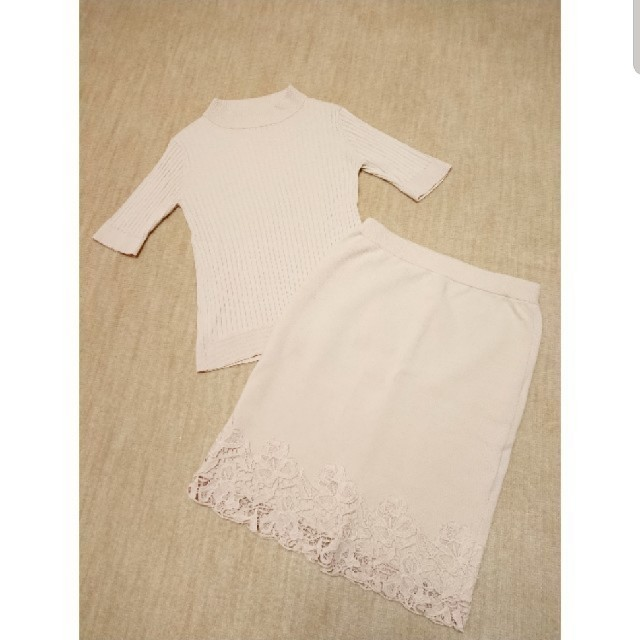 Debut de Fiore(デビュードフィオレ)のデビュードフィオレ レディースのスカート(ひざ丈スカート)の商品写真