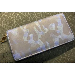 新品 メンズ  長財布 迷彩柄 財布 カモフラージュ 大容量 日本製(長財布)