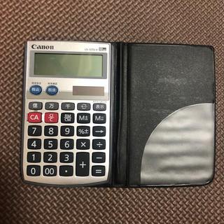 キヤノン(Canon)の電卓CANON 計算機(その他)