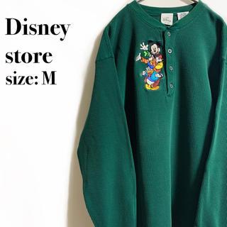 ディズニー(Disney)のディズニーストア ディズニー ミッキー グーフィー ドナルド(Tシャツ/カットソー(七分/長袖))
