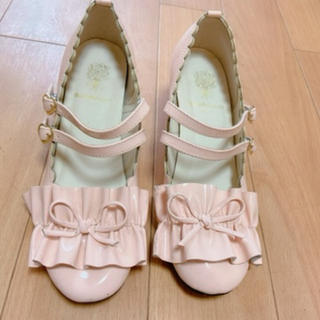 アンジェリックプリティー(Angelic Pretty)の海外ロリータBacio Bouquetストラップ靴angelic pretty(ハイヒール/パンプス)