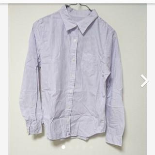 ローリーズファーム(LOWRYS FARM)の期間限定セール中 新品同様 ローリーズファームストライプシャツ(Tシャツ(長袖/七分))