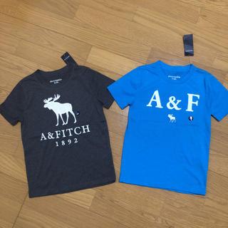 アバクロンビーアンドフィッチ(Abercrombie&Fitch)のセットアップ(Tシャツ/カットソー)