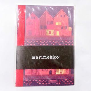 マリメッコ(marimekko)の【marimekko】A5ノート(ノート/メモ帳/ふせん)