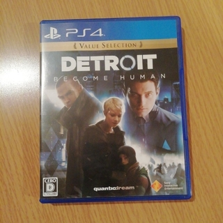 Detroit: Become Human と Days gone(家庭用ゲームソフト)