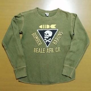 Buzz Rickson's - ■中古バズリクソンズ(東洋エンタープライズ)サーマル長Tシャツ。size