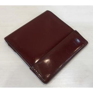 薄い財布 ボルドーClassicEdition ◆ アブラサス abrasus (折り財布)