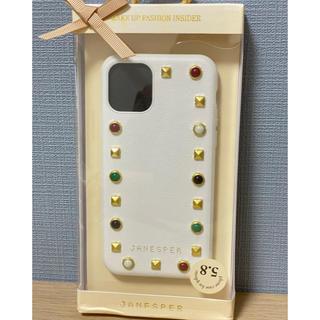 エイミーイストワール(eimy istoire)のiphone 11 pro スマホケース スタッズケース(iPhoneケース)