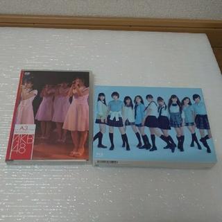 エーケービーフォーティーエイト(AKB48)のAKB48 ブルーレイとDVDのセット  送料無料(ミュージック)