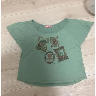 アンクルージュ(Ank Rouge)のアンクルージュ レトロTシャツ(Tシャツ(半袖/袖なし))