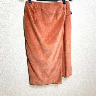ラグナムーン(LagunaMoon)の新品、正規品、ラグナムーン、タイトスカートSサイズ、即日発送(ひざ丈スカート)