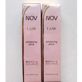ノブ(NOV)のNOV L&W ホワイトニングスティック 2(美容液)