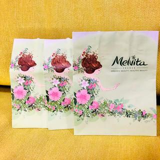 メルヴィータ(Melvita)のメルヴィータ ショッパー(ショップ袋)
