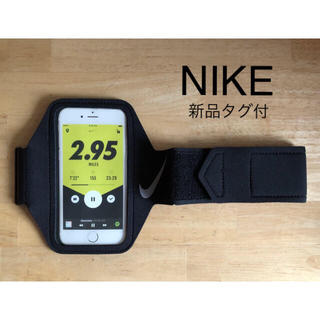 NIKE - 新品タグ付☆NIKE ナイキ アームバンド ランニング用 スマホタッチパネル対応