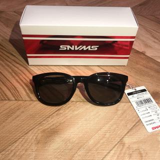 スワンズ(SWANS)の新品同様 大幅値下げ!!swans PWー0051 偏光サングラス(サングラス/メガネ)