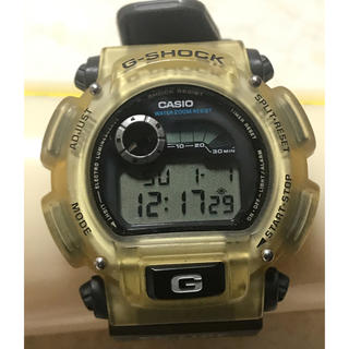 ジーショック(G-SHOCK)のCASIO G-SHOCK DW-9000 G-LIDE(腕時計(デジタル))