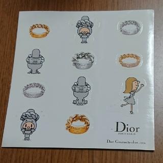 ディオール(Dior)のディオール ステッカー(ノベルティグッズ)