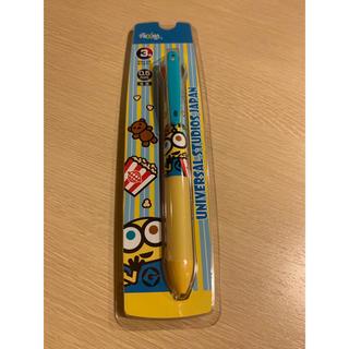ミニオン(ミニオン)のUSJ   ミニオン   フリクション3色ボールペン(ペン/マーカー)