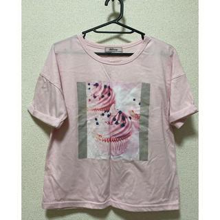 アンクルージュ(Ank Rouge)のTシャツ(Tシャツ(半袖/袖なし))