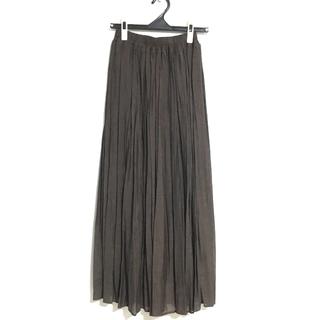 イエナ(IENA)の【美品】パシオーネ ロングスカート 38サイズ(ロングスカート)