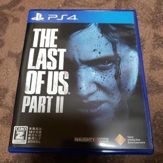 プレイステーション4(PlayStation4)の【コード付き】ラストオブアス2 PS4(家庭用ゲームソフト)