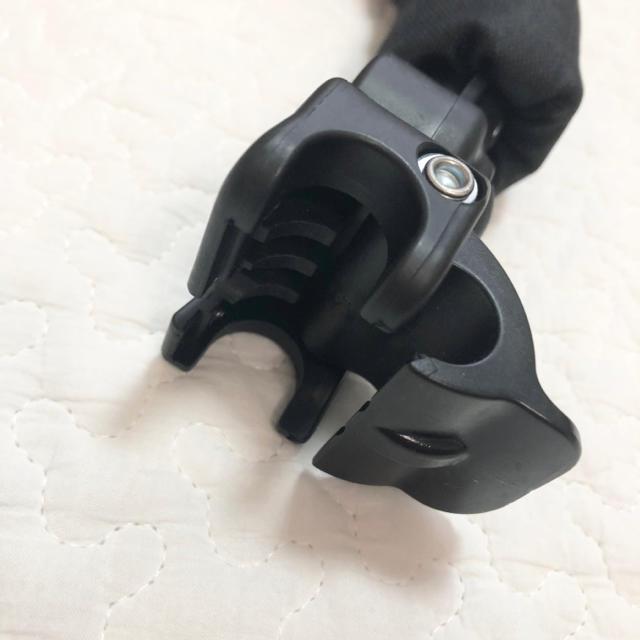 GB(ジービー)のPOCKIT+ PLUS  ポキット プラス フロントバー セーフティ バンパー キッズ/ベビー/マタニティの外出/移動用品(ベビーカー用アクセサリー)の商品写真