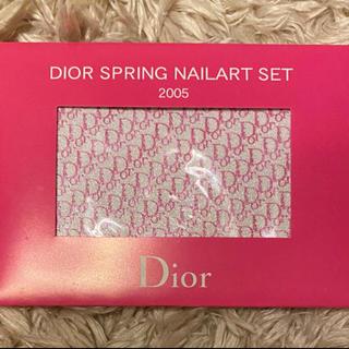 ディオール(Dior)のディオール ネイルシール(ネイル用品)