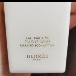 Hermes - HERMES ボディーローション ボディークリーム