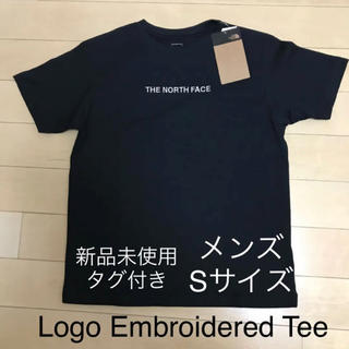 ザノースフェイス(THE NORTH FACE)の【新品未使用】ノースフェース Logo Embroidered Teeメンズ(Tシャツ/カットソー(半袖/袖なし))