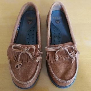 クロックス(crocs)のクロックスw5(ローファー/革靴)