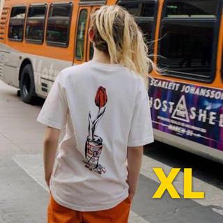 アフターベース(AFTERBASE)のwasted youth×afterbase tee T シャツ ホワイト XL(Tシャツ/カットソー(半袖/袖なし))