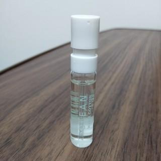 クリーン(CLEAN)のCLEAN 香水 クリーン ウォームコットン オードパルファム  サンプル(ユニセックス)