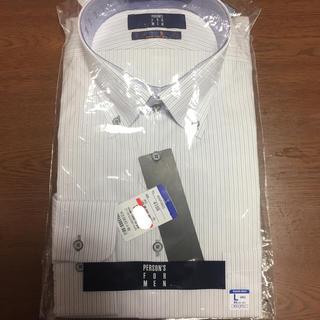 パーソンズ(PERSON'S)の新品未使用 洋服の青山 ワイシャツ  長袖 カッターシャツ(シャツ)