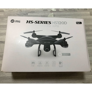 Holy Stone/ドローン/HS120D/GPSカメラ付き(トイラジコン)