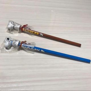 スヌーピー(SNOOPY)のスヌーピー 鉛筆 ×2本 新品未使用(鉛筆)