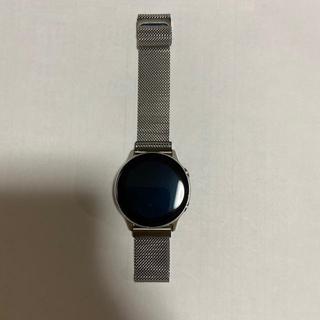 サムスン(SAMSUNG)のギャラクシーウォッチアクティブ GALAXY Watch active(腕時計(デジタル))