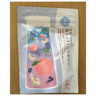 セイカツノキ(生活の木)の生活の木 おいしいハーブティー ももと青色バタフライピー ティーバッグ 水出し(茶)