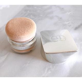 クリスチャンディオール(Christian Dior)のディオールショウ パウダー Christian Dior フェイスパウダー(フェイスパウダー)
